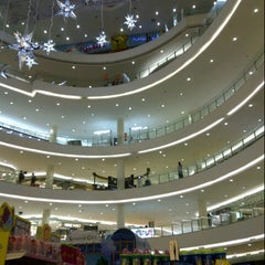Photo taken at Senayan City by Ida M. on 12/22/2012