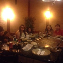 Photo taken at Sake Sushi Hibachi House by Rose H. on 9/13/2014