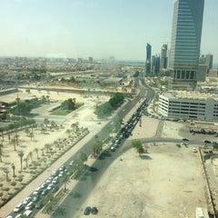 Photo taken at Burj Jassem by Bu bader on 10/17/2012