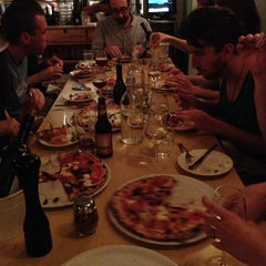 Photo taken at Sottocasa Pizzeria by Peter K. on 7/20/2013