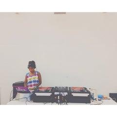 Photo taken at Aria Sky Terrace & Lounge by Niro on 6/15/2014