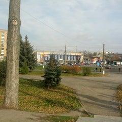 Photo taken at Автовокзал «Вінниця» / Vinnytsia Bus Station by Vitali B. on 10/28/2012