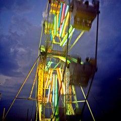 Photo taken at Ferris Wheel by Zhongchao L. on 9/1/2013