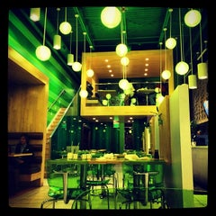 Photo taken at Edamame Sushi & Grill by Chris O. on 11/16/2013