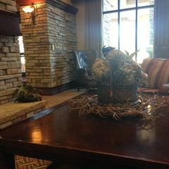 Photo taken at Hampton Inn & Suites Colorado Springs I25 S by Дмитрий К. on 6/26/2014