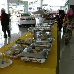 Photo taken at UMW Toyota Motor Sdn. Bhd. by Roynun S. on 9/5/2013