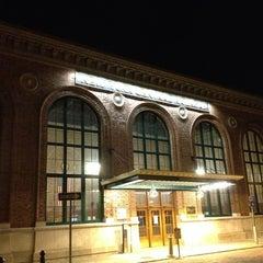 Photo taken at Poughkeepsie Station - Metro North & Amtrak by Tony C. on 4/4/2013