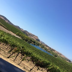 Photo taken at Cuvaison Estate Wines by Madison A. on 8/31/2015
