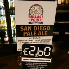 Photo taken at The Crown (Wetherspoon) by mark o. on 5/25/2015