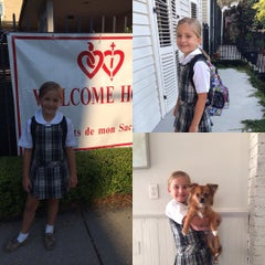 Photo taken at Academy of the Sacred Heart by dominique m. on 8/13/2015