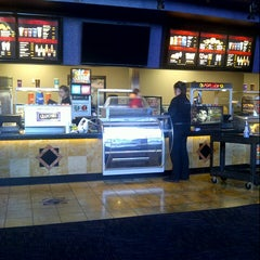 Photo taken at Harkins Theatres Tempe Marketplace 16 by Martin K. on 10/8/2012