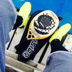 Photo taken at Tennis Club 1882 by Nikola on 8/21/2015