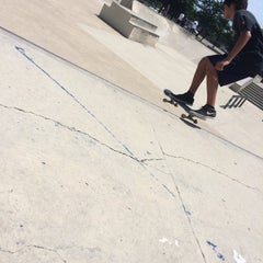 Photo taken at Wilson Skate Park by iSapien 1. on 6/21/2015