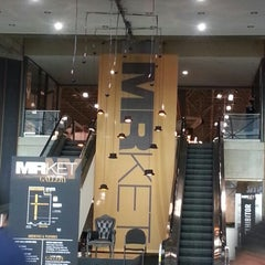 Photo taken at MRket NY by Theresa Y. on 1/19/2013