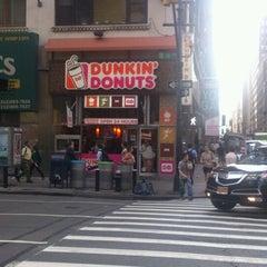 Photo taken at Dunkin Donuts by İlker Ç. on 7/10/2015