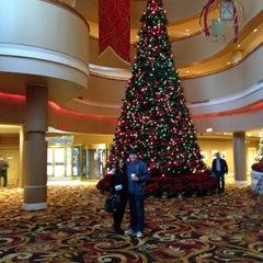 Photo taken at Turning Stone Resort Casino by Nick Cope @ WET Republic M. on 12/5/2012