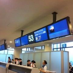 Photo taken at NRT - GATE 53 (Terminal 1) by Haman02 on 10/30/2012