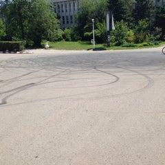 Photo taken at Universitatea Politehnică by Mihai I. on 6/5/2013
