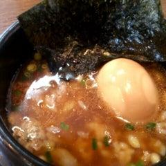 Photo taken at らぅめん考房 ありがた屋 by koponkun 子. on 11/16/2012