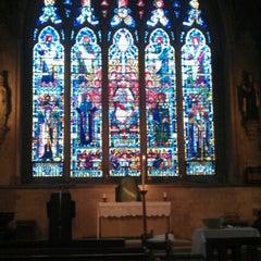 Photo taken at St Etheldreda by Alex B. on 10/28/2012