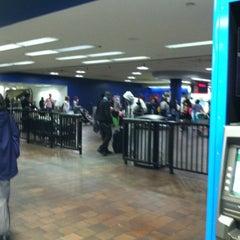 Photo taken at Terminal D (Delta Terminal) by Damian C. on 5/27/2013