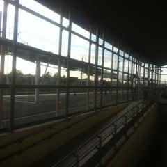 Photo taken at Gare SNCF de TGV Haute-Picardie by Martin W. on 10/1/2012