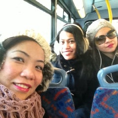 Photo taken at TfL Bus 52 by Elaine on 12/2/2012