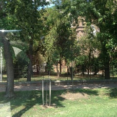 Photo taken at Evangélikus újtemplom by Hurubán H. on 7/13/2014
