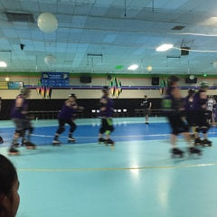 Photo taken at The Rink by Jesse T. on 5/10/2015