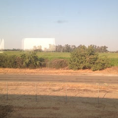 Photo taken at Modesto Amtrak (MOD) by Jesse T. on 8/10/2013