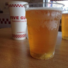 Photo taken at Five Guys by Lee H. on 6/14/2014