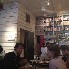 Photo taken at La Esquina by Esra Y. on 10/28/2012