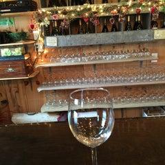 Photo taken at Hunter's Run Wine Barn by Jason F. on 2/8/2015