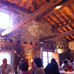 Photo taken at Restaurante La Portada del Mediodía by Michel A. on 2/16/2013