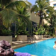 Photo taken at Krungsri River Hotel (โรงแรมกรุงศรีริเวอร์) by Celestien M. on 7/2/2015