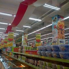Photo taken at Giant Hypermarket by Oktaviani C. on 3/1/2014
