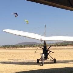 Photo taken at Aerodynamic de México (Aeródromo Sn José Vista Hermosa) by Carlos S. on 3/25/2013