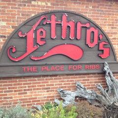Photo taken at Jethro's by Wallis M. on 12/17/2012