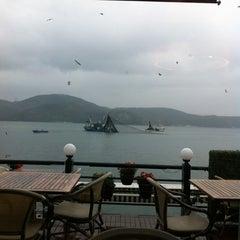 Photo taken at Göze Teras Cafe by Ali A. on 12/7/2012