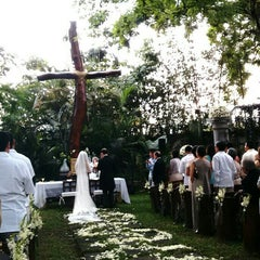 Photo taken at Ex-Hacienda Casasano by themomzmeister on 5/23/2015