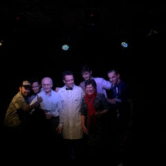 Photo taken at Teatro Club de Impro Lospleimovil by Nathalie V. on 4/26/2015