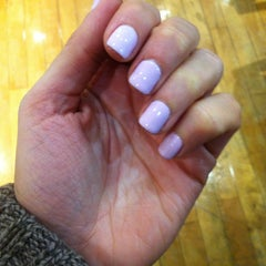 Photo taken at Zen Nail And Spa by Luisa M. on 1/24/2015