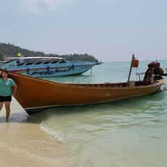 Photo taken at Phi Phi Island Village by cut3 f. on 2/19/2015