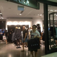 Photo taken at ZARA by Jason H. on 10/18/2014