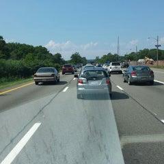 Photo taken at Garden State Parkway - Irvington by Ken S. on 6/17/2013