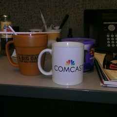 Photo taken at Comcast by Christopher C. on 1/11/2013