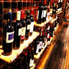Photo taken at Chelsea Wine Vault by Crisy B. on 9/10/2013