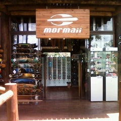 Photo taken at Mormaii Surf Bar by Mariana P. on 2/20/2013
