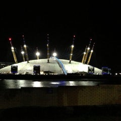 Photo taken at The O2 Arena by Manuel U. on 8/12/2013