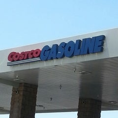 Photo taken at Costco Gas by Amber M. on 5/11/2013